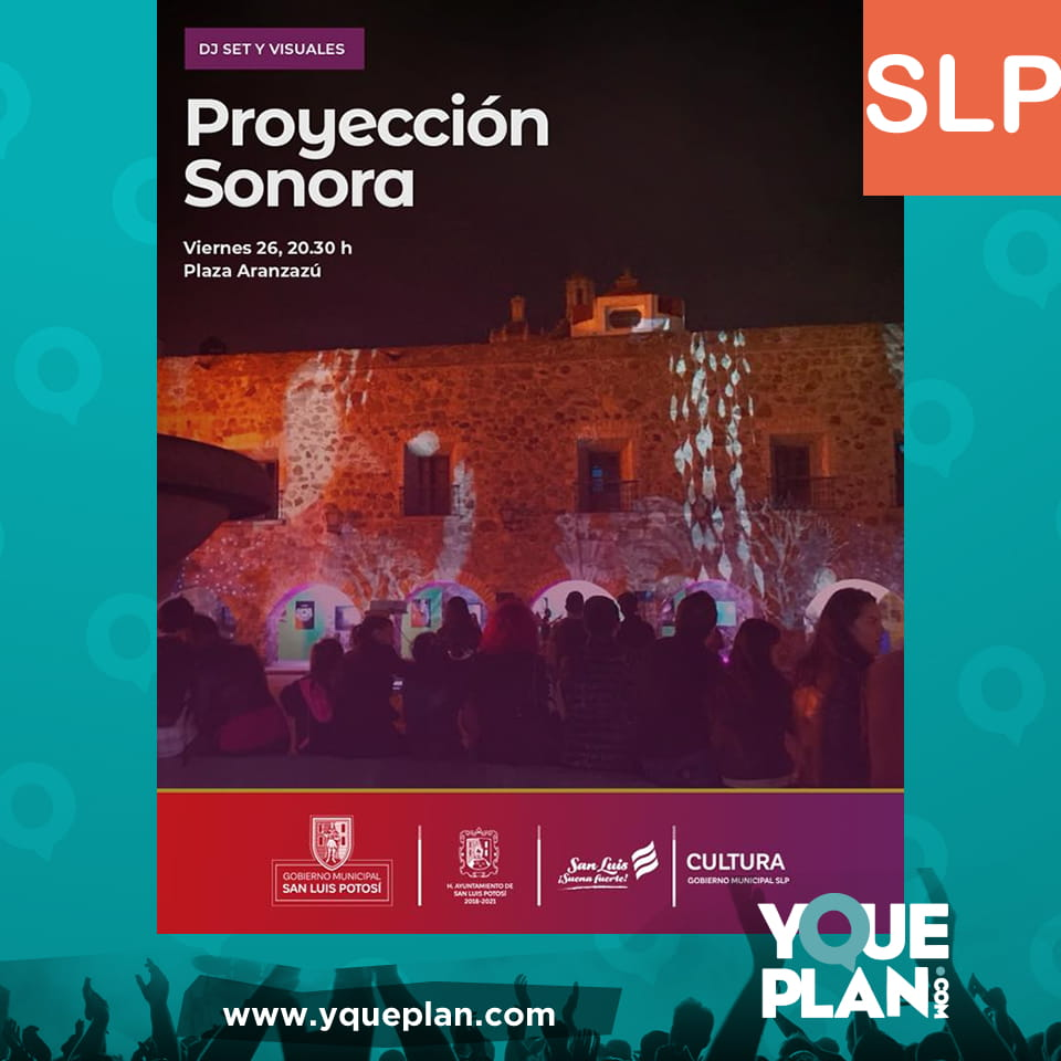 Proyecci�n Sonora