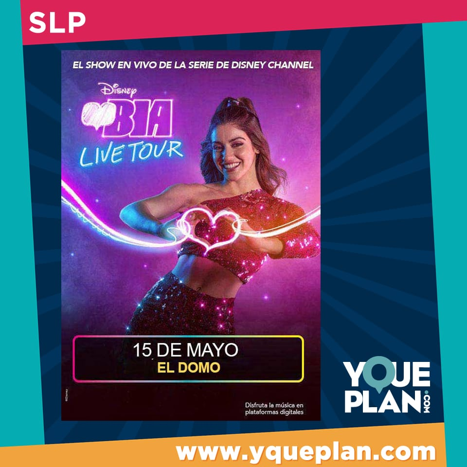 DISNEY BIA LIVE TOUR