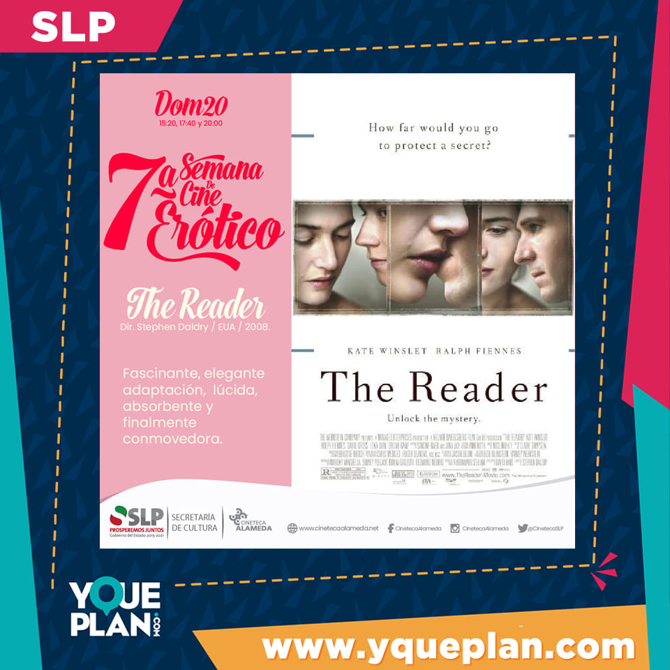 The Reader, 7a Semana de Cine Erótico