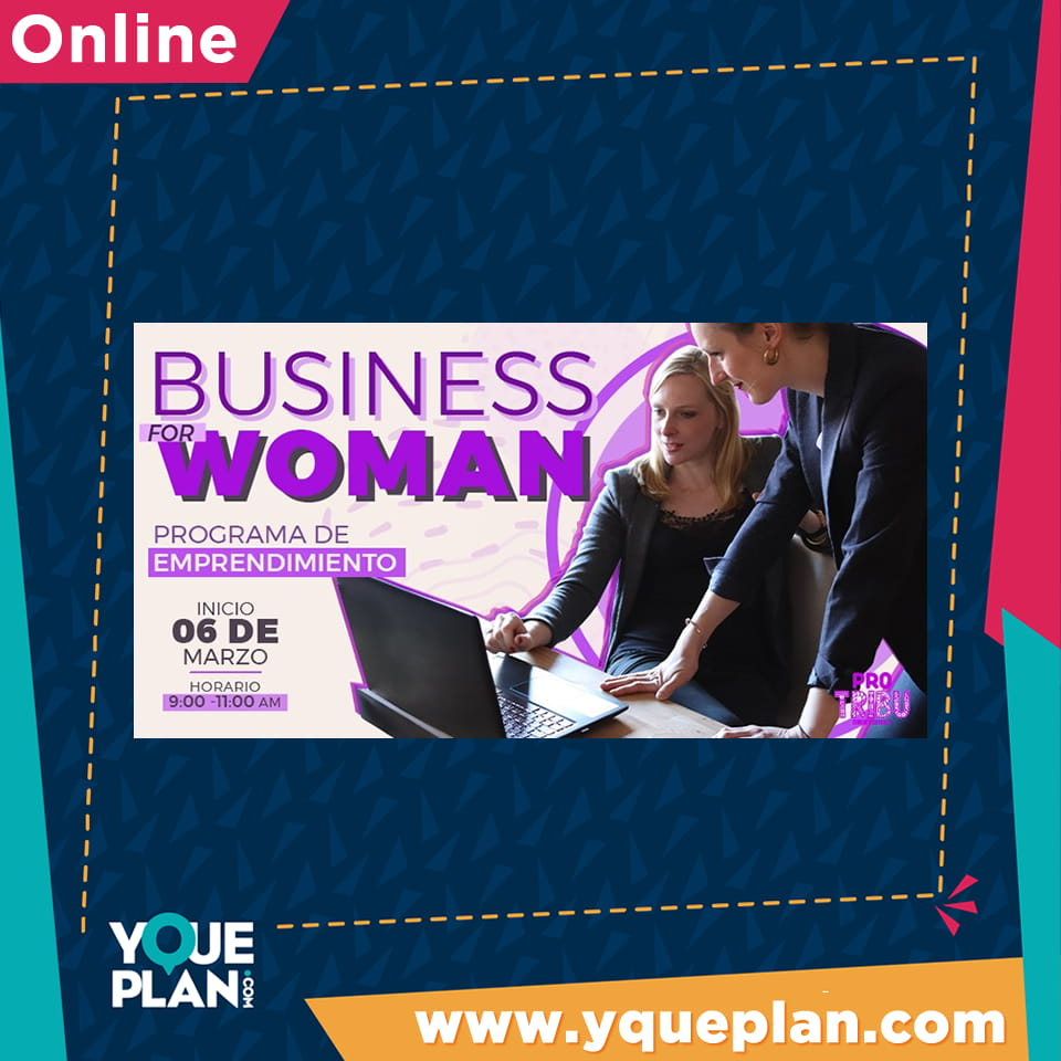 Business woman - Programa para emprendedoras
