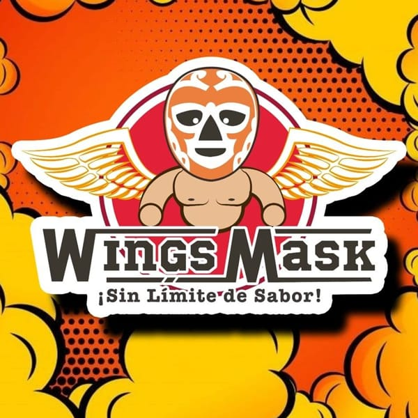 Wings Mask Carranza