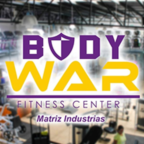 Body War Gym Matriz Industrias